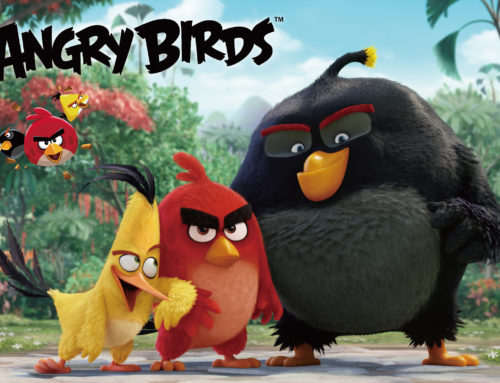 BU as Rovio agency for HK, Macau and Taiwan